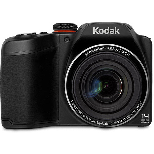 "Kodak Easyshare Z5010 Long Zoom 14MP Digital Camera w/ 21x Optical Zoom Lens, 3"" LCD Display, HD Video, One-Button Upload"