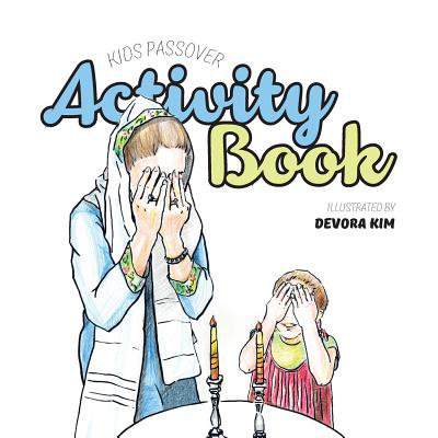 Kids Passover Activity Book