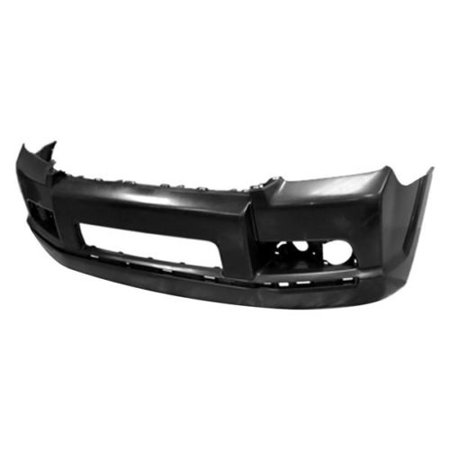 NEW FRONT BUMPER COVER WITH CHROME TRIM FITS 2010-2013 TOYOTA 4RUNNER 5211935906