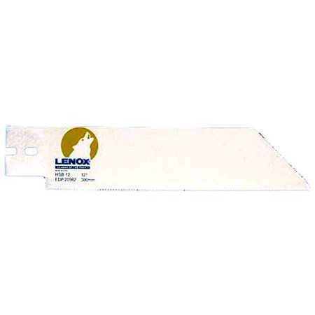Lenox 12, PVC Saw Blade, Carbon Steel, 20982-HSB12 ()