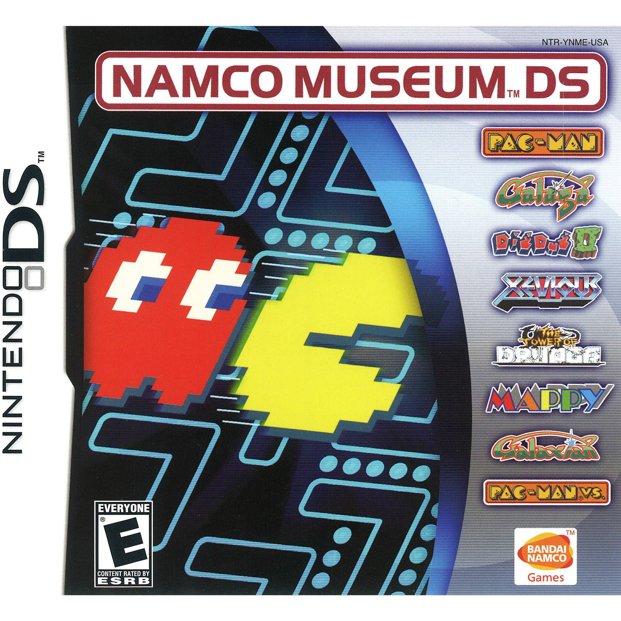 Namco Museum (DS) - Pre-Owned