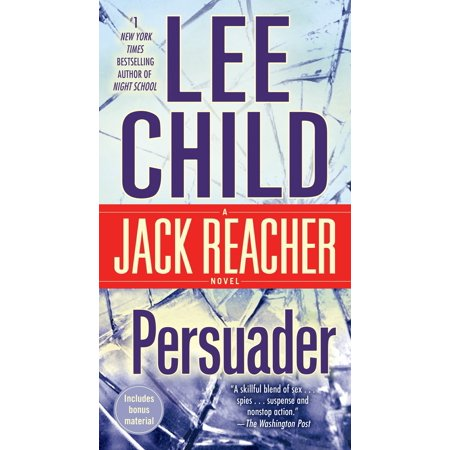 Persuader : A Jack Reacher - New Judith Jack
