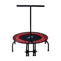 """Airzone Jump 38-Inch Elite Fitness Trampoline with """"T-Handle"""" Red"""