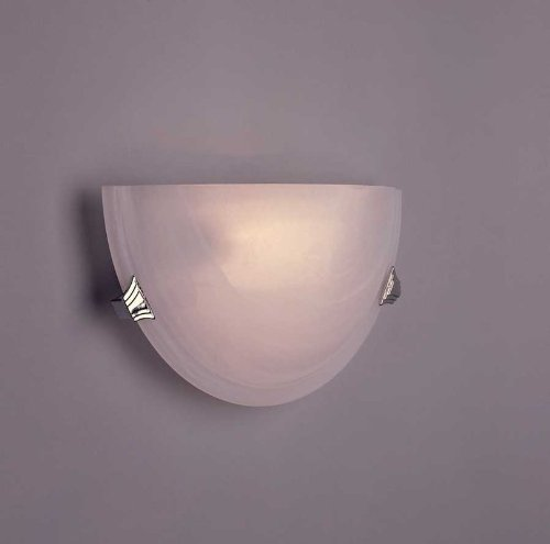 Valencia 1 Light Sconce-Finish:Polished Brass,Light:Halogen