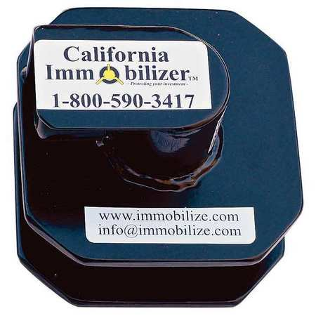 CALIFORNIA IMMOBILIZER CI00700 Pintle Lock Ring