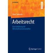Arbeitsrecht - eBook
