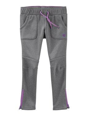 OshKosh B'gosh Big Girls' Tricot Track Pant