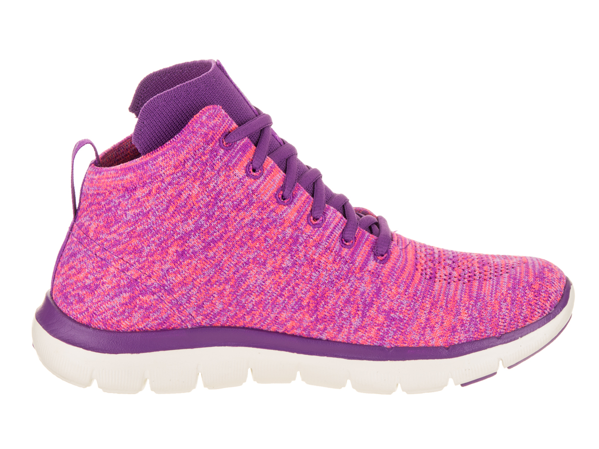 Skechers  IN 12766PKPR Women's FLEX APPEAL 2.0 - IN  CODE Training Shoes dc8262
