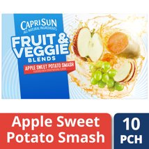 Juice Boxes: Capri Sun Fruit & Veggie Blends