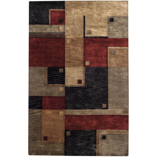 Left Bank Hand-Tufted Area Rug