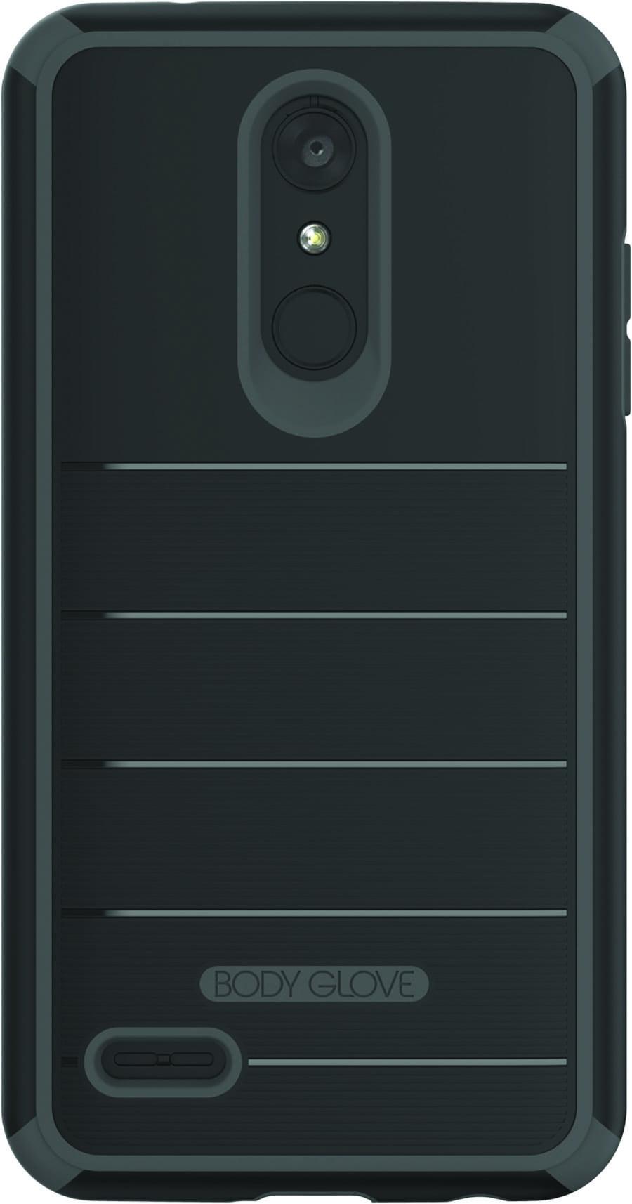 Body Glove Nova Black Phone Case For LG Premier Pro LTE, LG K20 (2018), LG K30, LG Harmony 2 by Fellowes Inc.