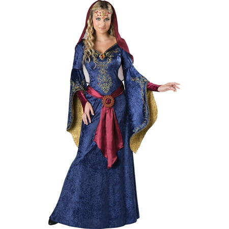 Adult Maid Marian Costume Incharacter Costumes 1135](Plus Size Maid Costumes)