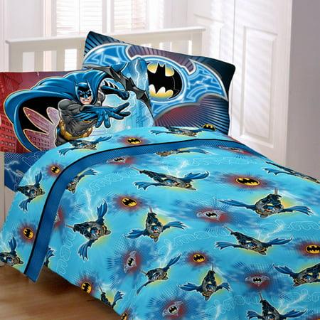 Batman Sheet Set Walmart Com