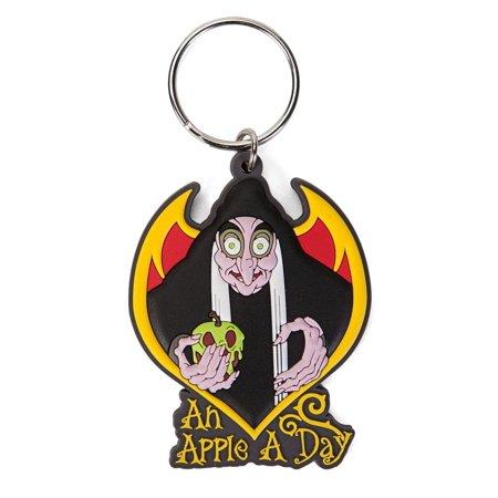 Disney Villains Soft Touch PVC Key Ring: Wicked Witch](Disney Villain Snow White)