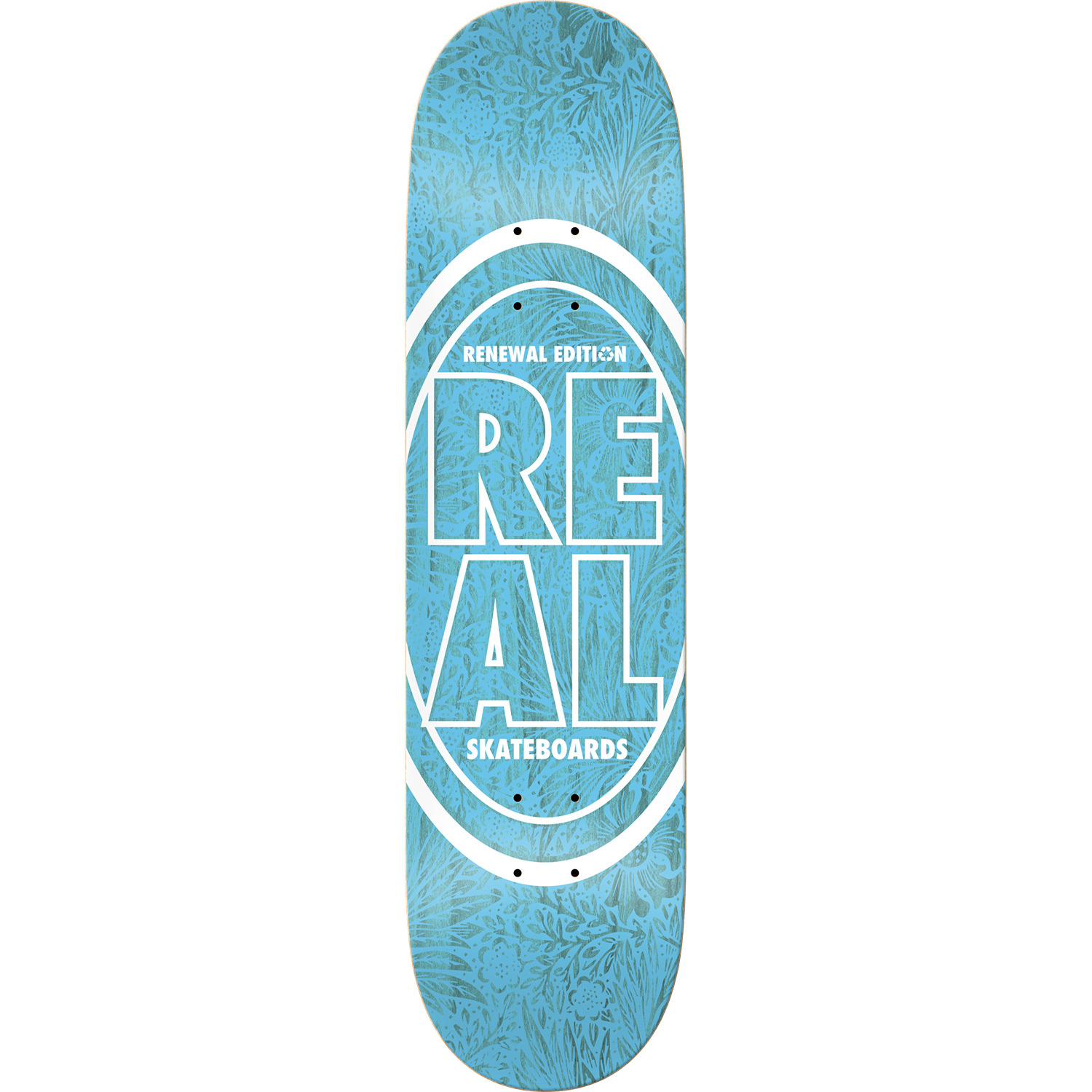 Real Skateboard Deck Ishod Lunar Slick Twintail 8.3 x 31.9 with Grip