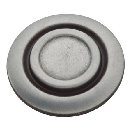 Hickory Hardware P121 Cavalier 1-1/4u0022 Mushroom Cabinet Knob