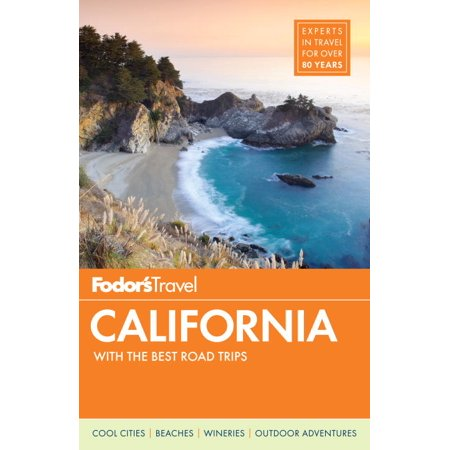 Fodor's california : with the best road trips - paperback: