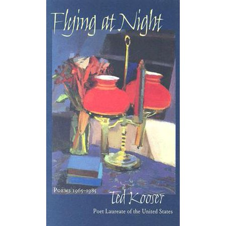 Flying At Night : Poems 1965-1985 (Flying Through The Night Floating On The Wind)