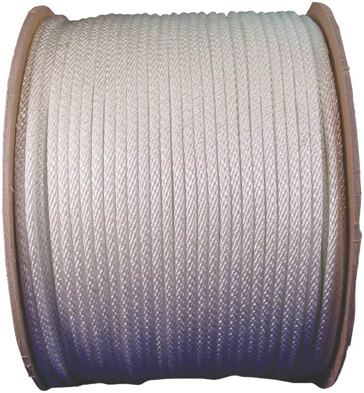 ROPE NYLON BRAID 5/16X500 FT