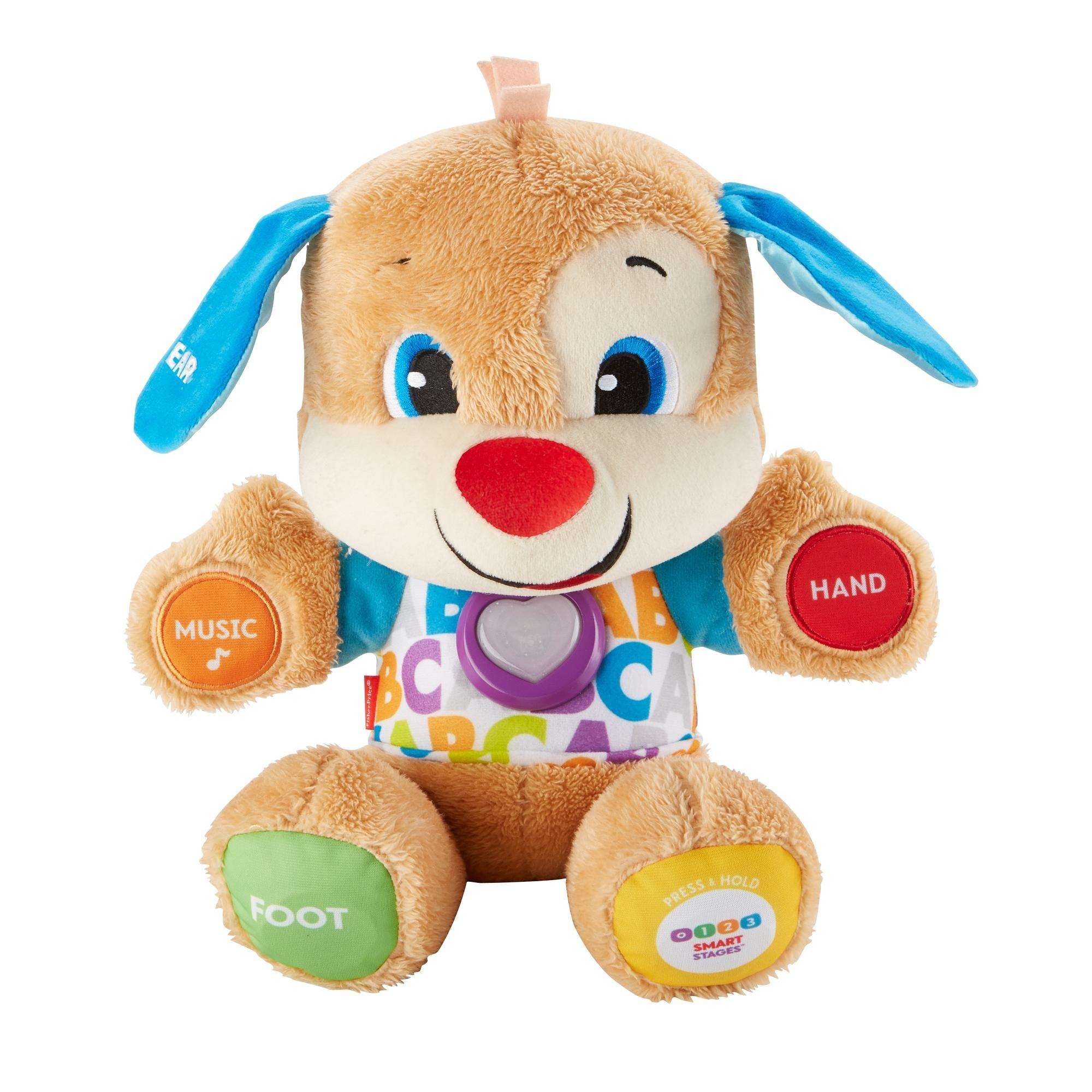 Fisher Price Laugh & Learn Smart Stages Puppy by Fisher-Price