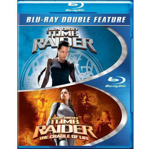 Lara Croft: Tomb Raider / Lara Croft: The Cradle Of Life Double Feature (Blu-ray) (With INSTAWATCH) (Walmart Exclusive)