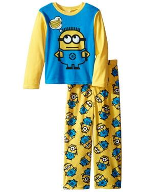 Despicable Me Boys' Banana Dreams 2-Piece Pajama Set