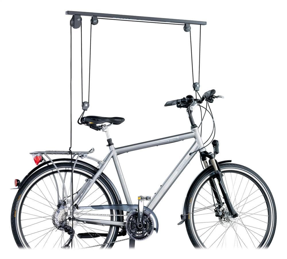 Steel Bicycle Storage Pulley Hoist - Kettler Spezi