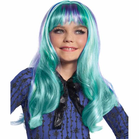Monster High Twyla Wig Child Halloween - Monster High Abbey Wig