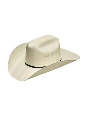 Twister T7151848-7.625 Sancho Canvas Cowboy Hat, Natural - Size 7.625