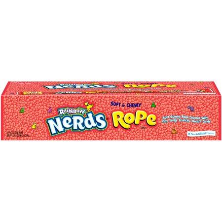 Nerd Ropes (Nestle 00079200172893U Candy Nerds Rope Rainbow 12-24-.92)