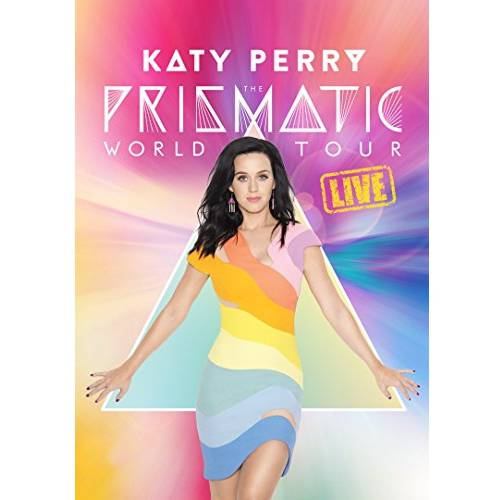 The Prismatic World Tour (DVD)