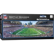MasterPieces Seattle Seahawks 1000 Piece Stadium Panoramic Jigsaw Puzzle