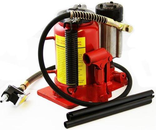 New MTN-G 20 Ton shop Air Manual Hydraulic Bottle Jack Au...