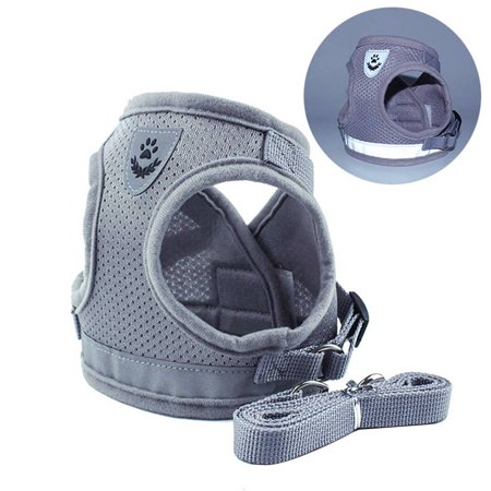 Pet Dog Harness Vest Small Meduim Large Dogs Daily Training Walking Vest Clothes Puppy Harness - Harness Coat