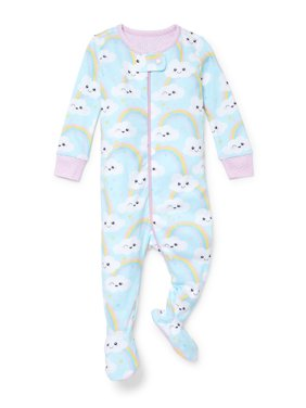 d961484fb Toddler Girls Pajama Sets - Walmart.com
