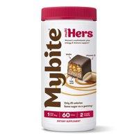 Mybite Hers Women's Multivitamin, Dark Chocolatey Bites, 60ct