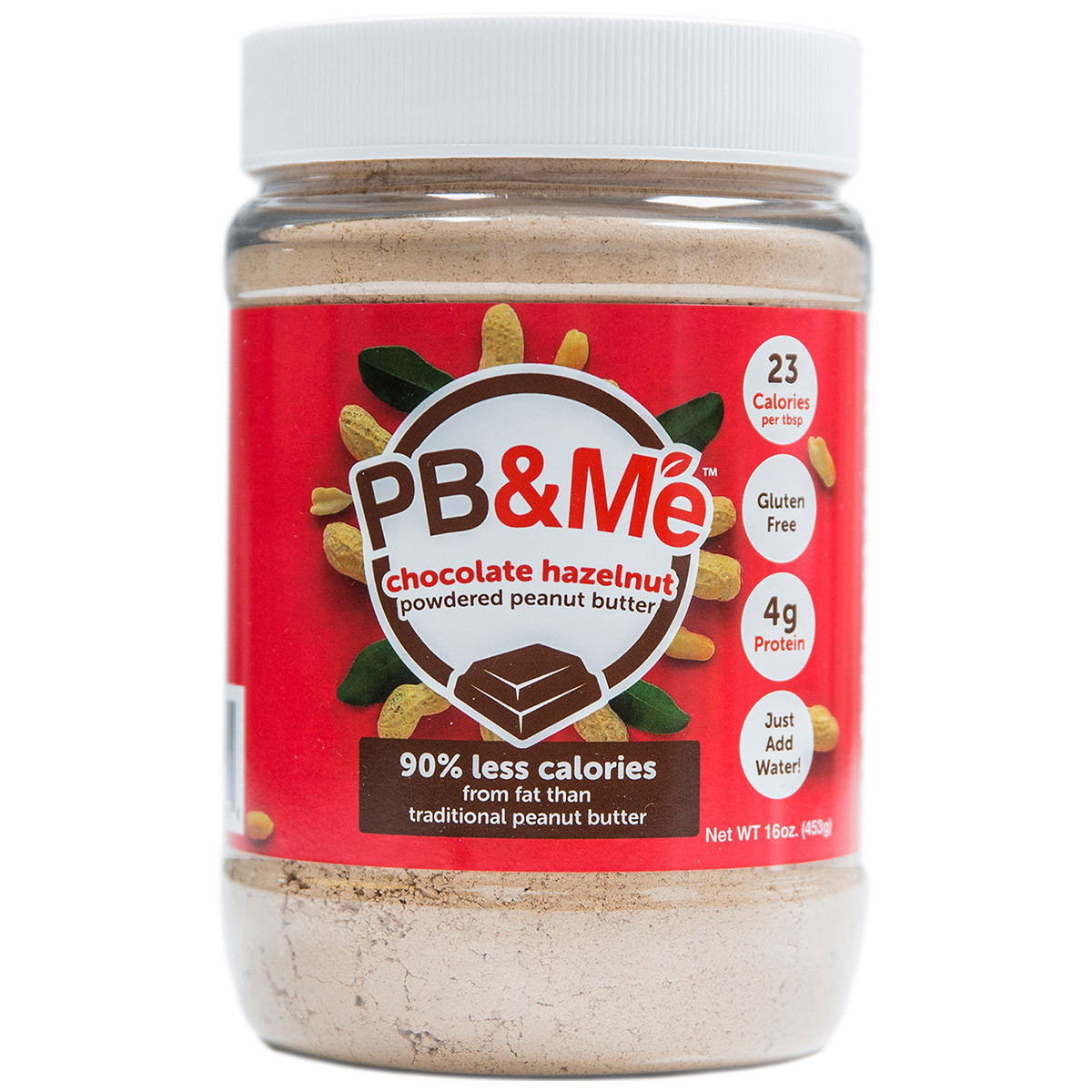 Kirkland Signature PB Powdered Peanut Butter Chocolate Ha...