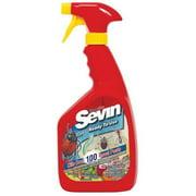 Sevin Ready to Use Spray Garden Insect Killer, 32 fl oz