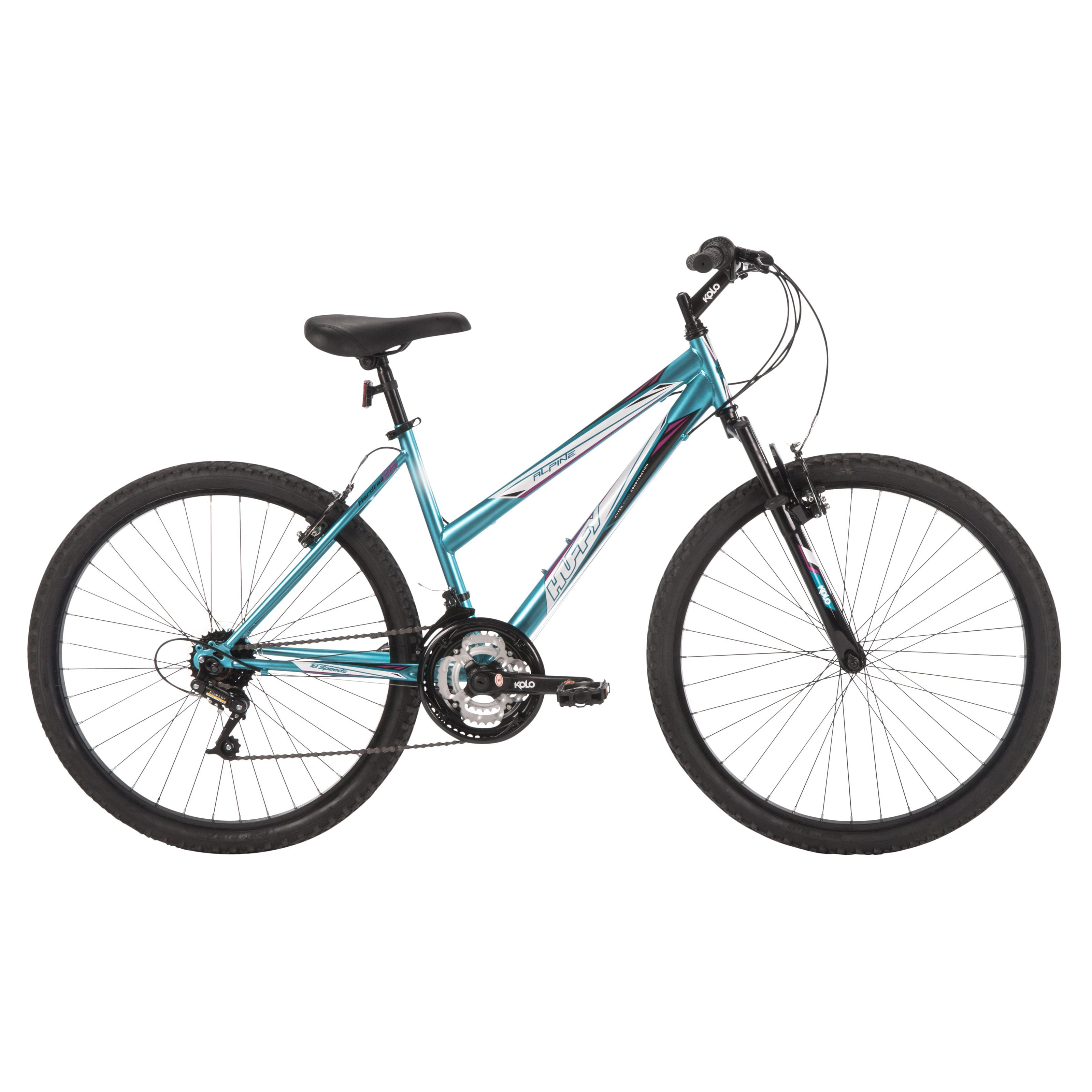 Huffy Alpine 26 in. Mountain Bike Blue by Huffy Bicycles
