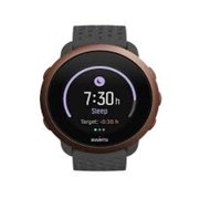 Best Garmin Fitness Trackers - Suunto 3 Compact Sports Watch - Grey Copper Review