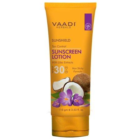 Vaadi Herbals Sunscreen Lotion SPF-30,