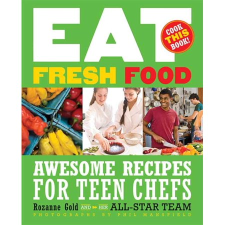 Eat Fresh Food : Awesome Recipes for Teen Chefs](Awesome Halloween Food)
