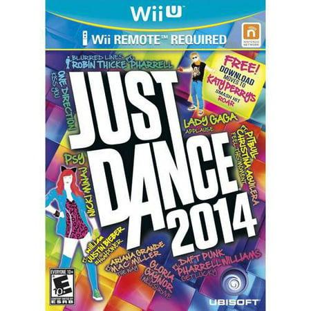 Just Dance 2014 (Wii U) - Pre-Owned