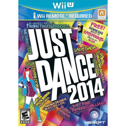 Just Dance 2014 (Wii U) - Pre-Owned