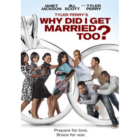 Tyler Perry's Why Did I Get Married Too? (DVD)](Tyler Mane Michael Myers Halloween 2)