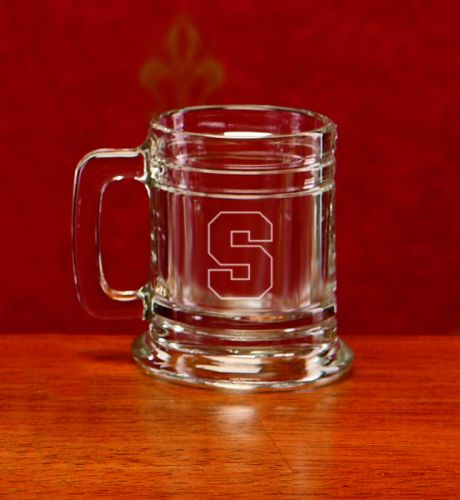 NCAA - Syracuse Orange 1 oz Deep Etched Colonial Shot Mug