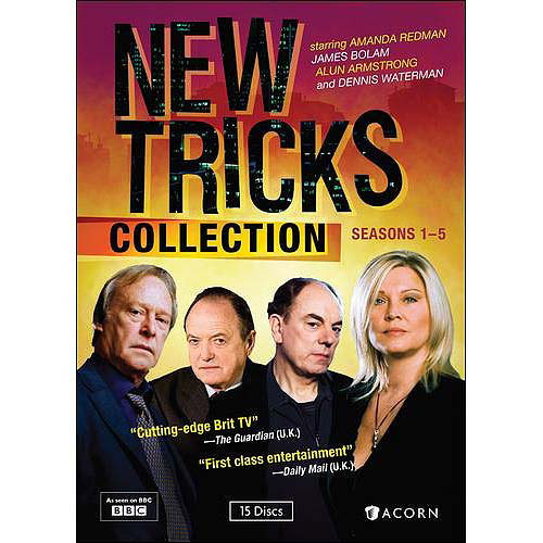 New Tricks Collection: Seasons 1 - 5 (Widescreen)