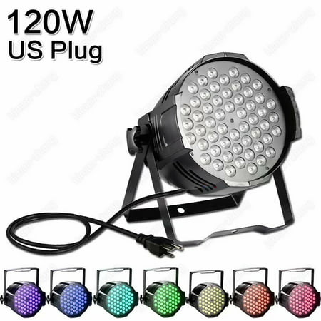The Light Factory (Clearance! LED stage light LED stage light 120W high power stage light US standard LED factory light )