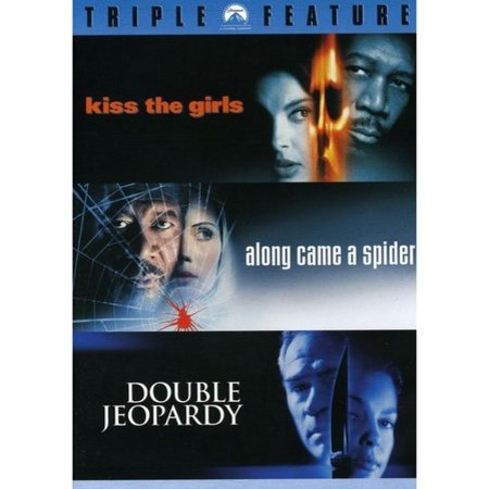 Edge of Your Seat Collection (Kiss the Girls / Along Came a Spider / Double
