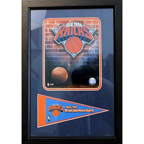 NBA New York Knicks Pennant Frame, 12x18